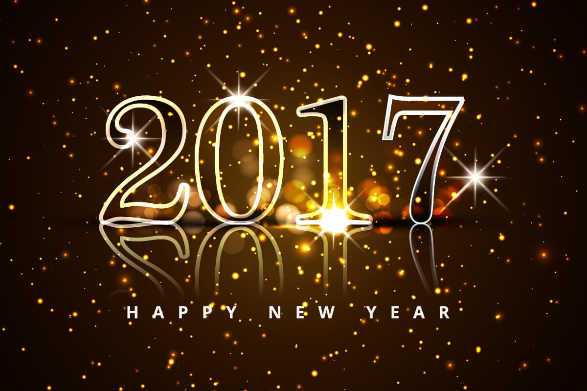 307 Happy New Year 2017 I Unlimited