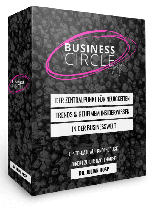 Business Circle Dr. Julian Hosp